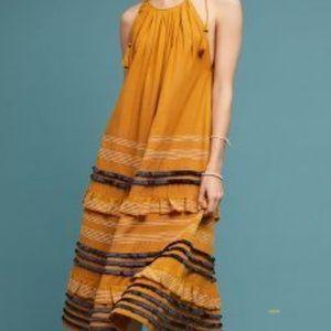 Corey Lynn colter | trapeze dress | size M
